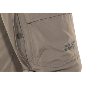 Jack Wolfskin Vector - Pantalon long Homme - beige